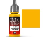 Game Color Amarillo Dorado 17ml