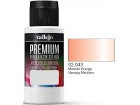 Premium Naranja Metálico 60ml