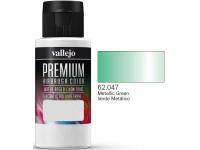 Premium Verde Metálico 60ml