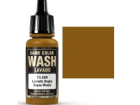 Game Color Wash Lavado Sepia 17ml