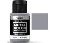 Metal Color Vallejo Cromo32ml