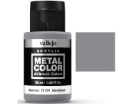 Metal Color Vallejo Aluminio 32ml