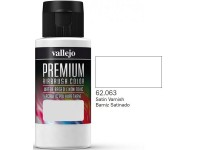 Premium Barniz Satinado 60ml
