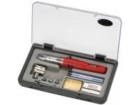 Kit Soldador Gas Aries ES-640SI con accesorios