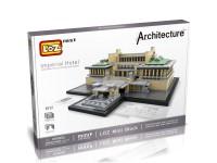Palacio Imperial Loz 1187 piezas