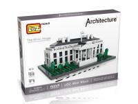 Casa Blanca Loz 588 piezas