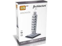 Torre de Pisa Loz 345 piezas