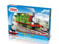 Locomotora Verde Loz 290 piezas