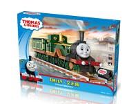 Tren Color verde Loz 721 piezas