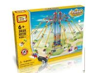 Park Loz Sillas Voladoras 620 piezas