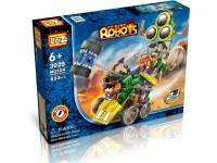 Loz Robot Espacial 2 en 1 con motor 622 piezas