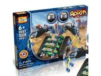 Loz Robot con cadenas y motor 362 piezas