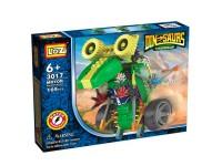 Loz Robot Dinosaurio con motor 105 piezas